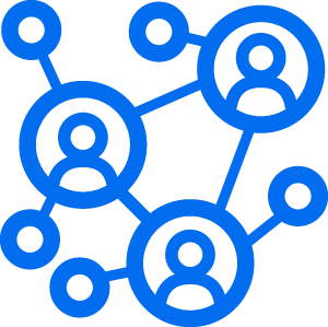Group connection icon